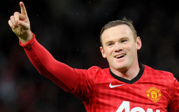Wayne Rooney- £180,000