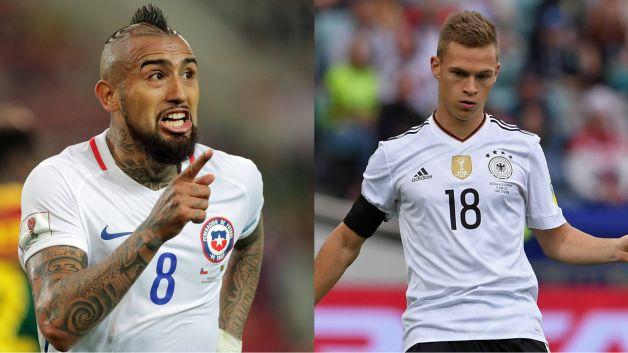 Чили — Германия прогноз на матч финала Кубка Конфедераций