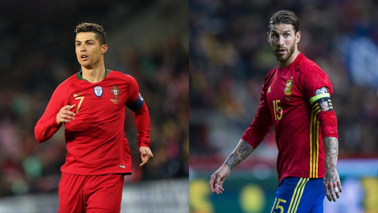 Португалия - Испания, 15.06.2018