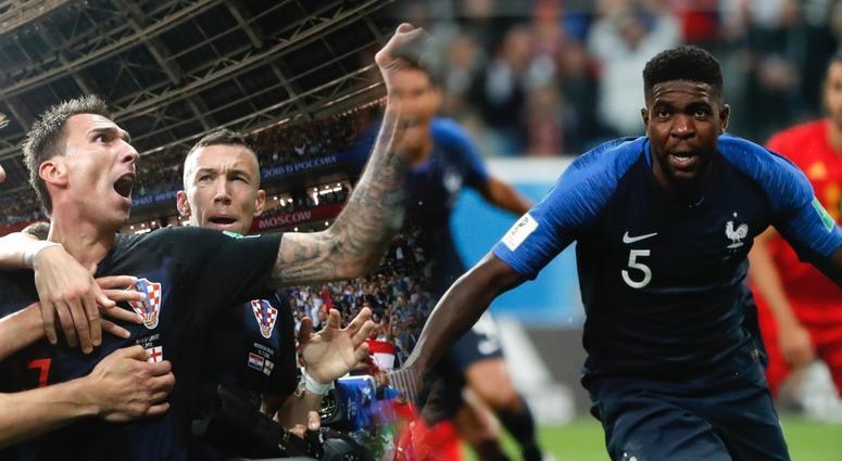 Франция - Хорватия, 15.07.2018