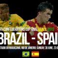 прогноз на матч Бразилия - Испания