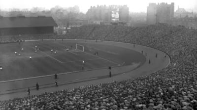 Челси 2-1 Арсенал. Стэмфорд Бридж. 9 ноября 1907 года