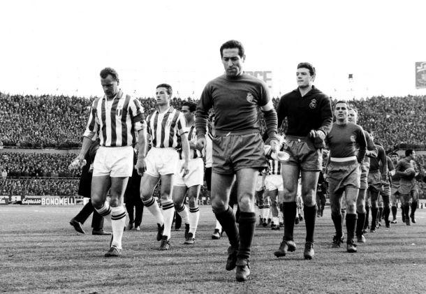 Ювентус 0-1 Реал Мадрид 14 февраля 1962 года, четвертьфинал Кубка УЕФА