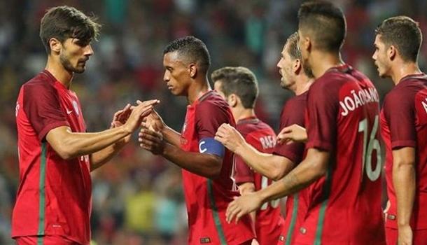 Португалия - Андорра, 07.10.2016