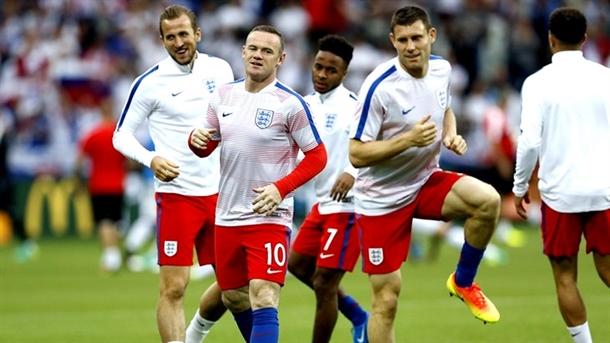 Англия - Мальта, 08.10.2016