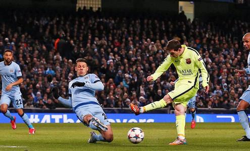 Манчестер Сити - Барселона, 01.11.2016