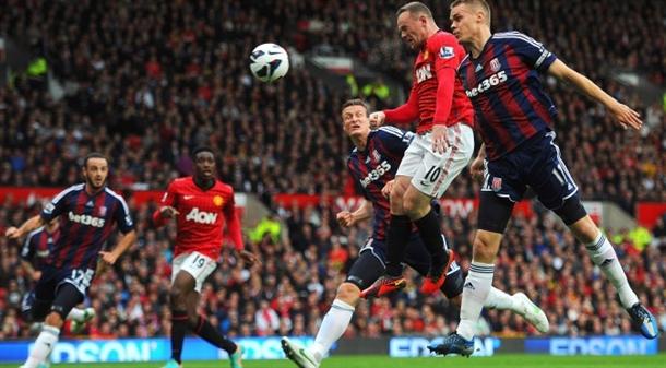 Манчестер Юнайтед - Сток Сити, 02.10.2016