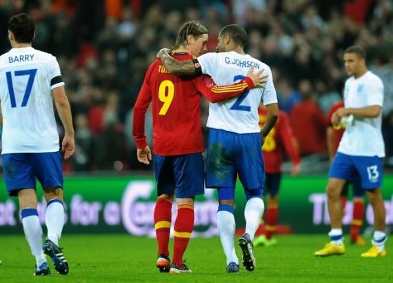 Англия - Испания, 15.11.2015