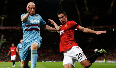 Манчестер Юнайтед - Вест Хэм, 30.11.2016