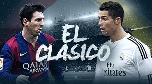 Барселона - Реал Мадрид, 03.12.2016
