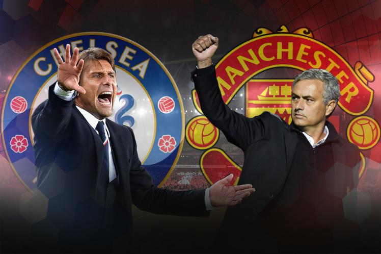 Манчестер Юнайтед - Челси, 16.04.2017