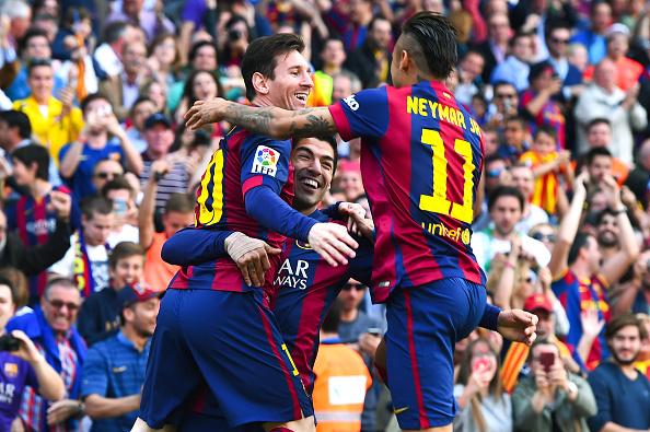 Барселона - Ювентус, 19.04.2017