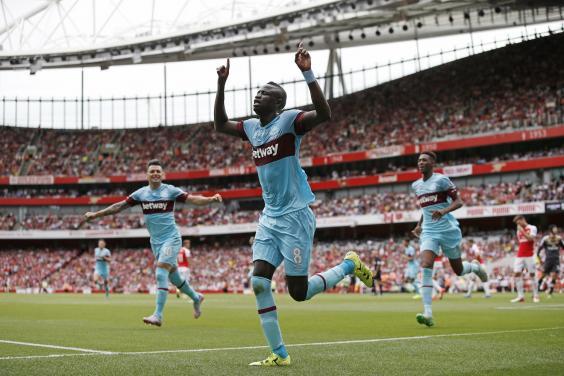 Арсенал - Вест Хэм, 05.04.2017