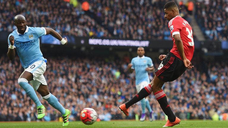 Манчестер Сити - Манчестер Юнайтед, 27.04.2017