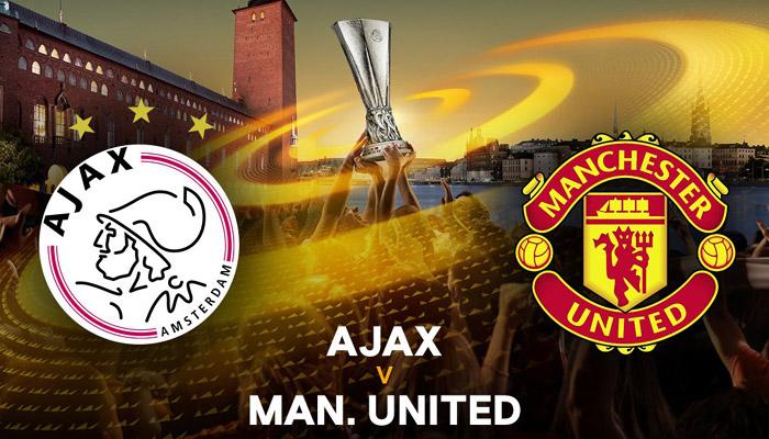 Аякс - Манчестер Юнайтед, 24.05.2017
