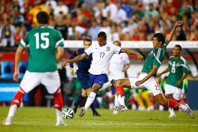Португалия - Мексика, 18.06.2017