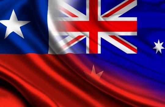 Чили - Австралия, 25.06.2017