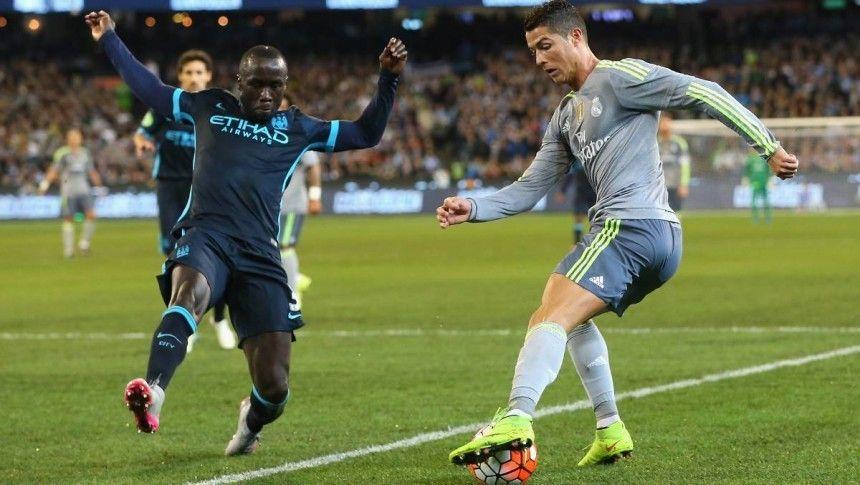 Манчестер Сити - Реал Мадрид, 27.07.2017
