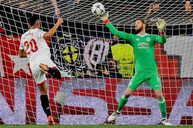 Манчестер Юнайтед - Севилья, 13.03.2018