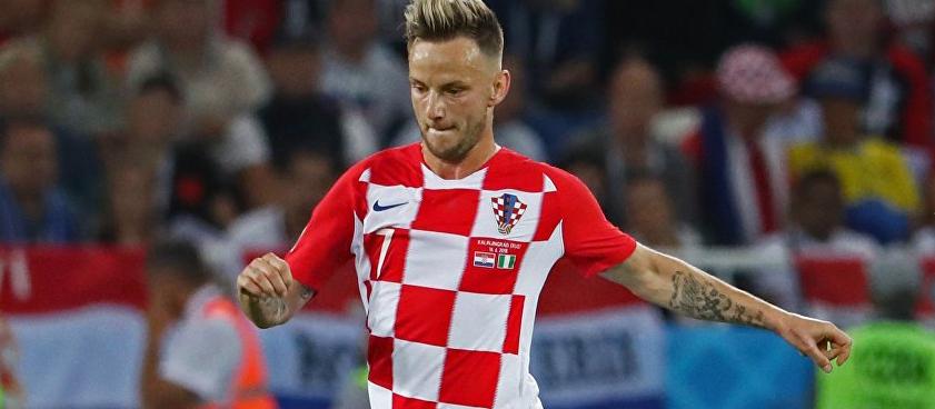 Хорватия - Дания, 01.07.2018