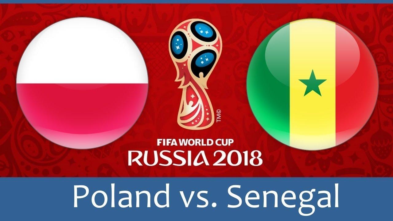 Польша - Сенегал, 19.06.2018