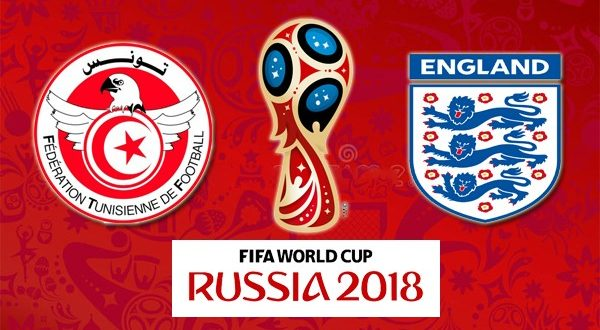 Тунис - Англия, 18.06.2018