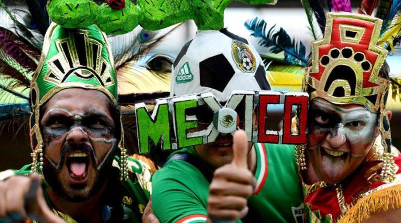 Бразилия - Мексика, 02.07.2018